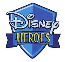 DisneyHeroes logo