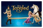 2010 tangled rapunzel flynn maximus-t2