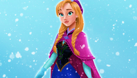 Anna (The Next Disney Princess)