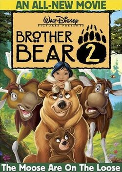 Brother Bear 3 Disney fanfiction Wiki FANDOM powered