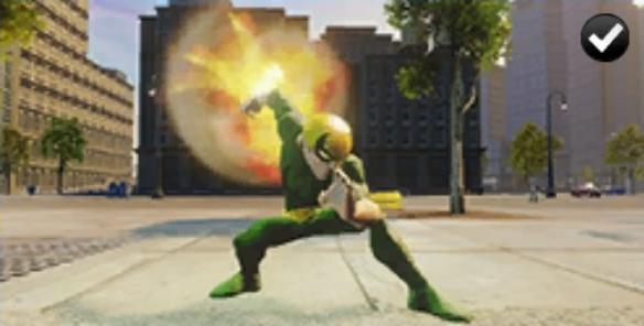 Iron Fist Disney Infinity Wiki Fandom Powered By Wikia