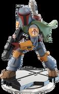 Boba Fett Disney INFINITY Figurine