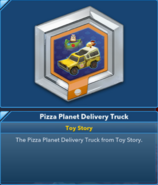 Pizza Planet Delivery Truck 3.0