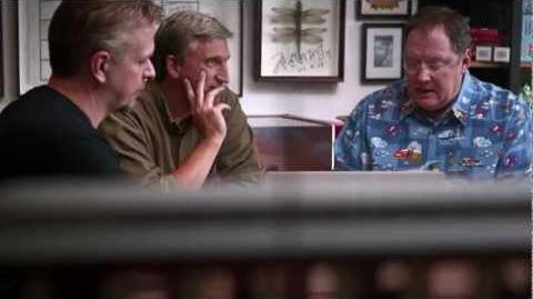 Creating DISNEY INFINITY Intro Trailer