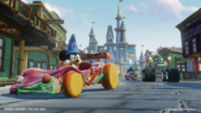 Mickey kandy kart