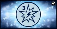 Special Move Range - Level 3