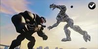 Venom - Symbiote Line Combo