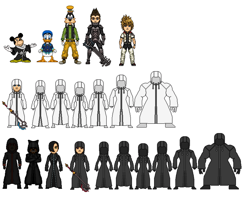 Kingdom hearts by digikevin10-d4alcwq