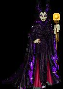 Maleficent Doll Cavern