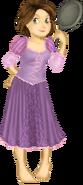 Rapunzel CavallCastle
