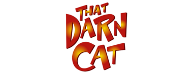 That Darn Cat logo