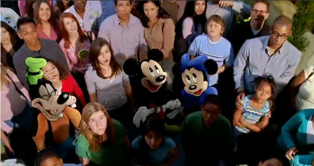 File:Mickey in Disneyland commercial with Minnie and Goofy.jpg