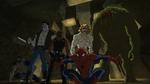 The Howling Commandos & Spider-Man USM 6