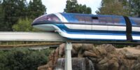 Disneyland Monorail System