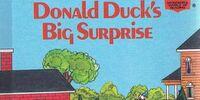 Donald Duck's Big Surprise