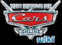 World of Cars Online Wiki-wordmark