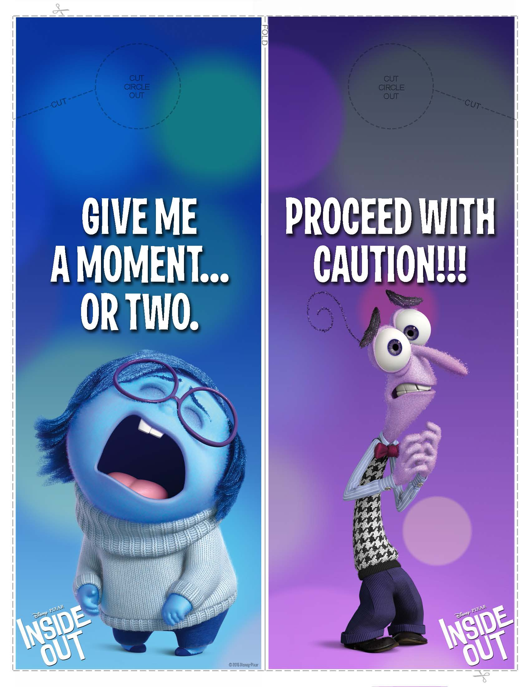 Disney coloring inside out - File Inside Out Family Press Kit 10 Jpg