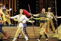 Shang at Golden Mickeys