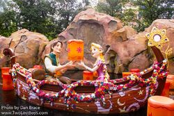 Voyage to the Crystal Grotto Tangled