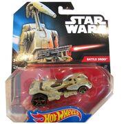 Battle Droid Hot Wheels