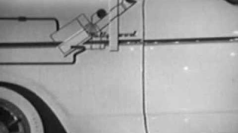 Pinocchio commercial for Hudson Hornet cars