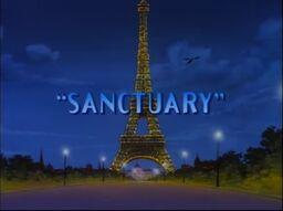 Sanctuary title