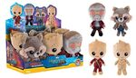 Hero Plushes - Guardians of the Galaxy vol.2