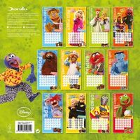 The Muppets Square Wall Calendar 2015 (2)