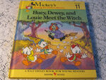 Huey Dewey and Louie Meet the Witch