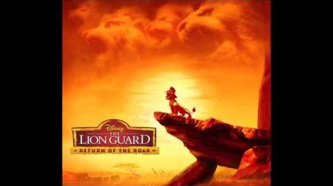 """Lion Guard Theme song """"Here comes the Lion Guard"""""""