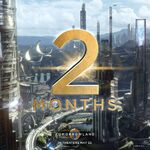 Tomorrowland (film) 2 Month's