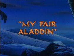 MyFairAladdin