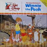 The Many Adventures of Winnie the Pooh 1982 Laserdisc
