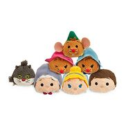 Cinderella Tsum Tsum Collection