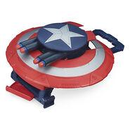 Captain America Stealthfire Shield 2