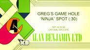 McNinja - Greg's Game Hole Spot