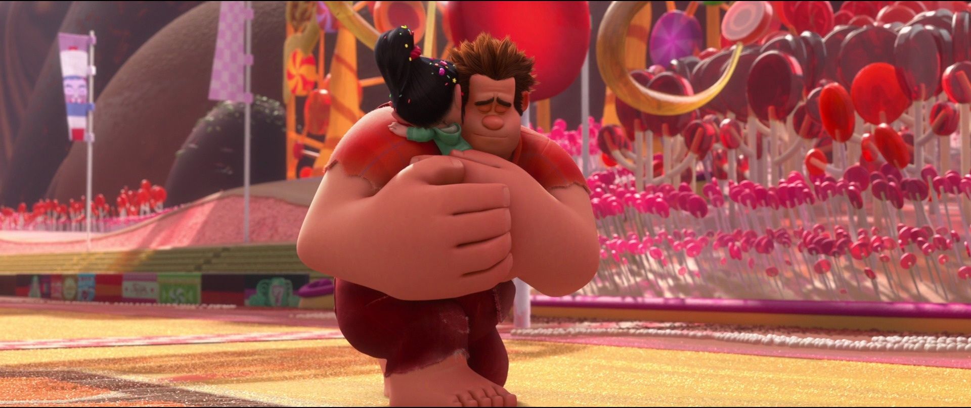 ralph and vanellope relationship goals