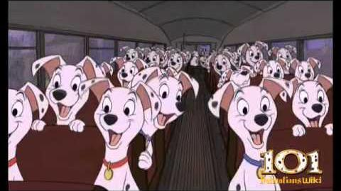 "101 Dalmatians II ""Try Again"" (Fan Made) Music Video"