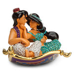 Jasmine and aladdin figure