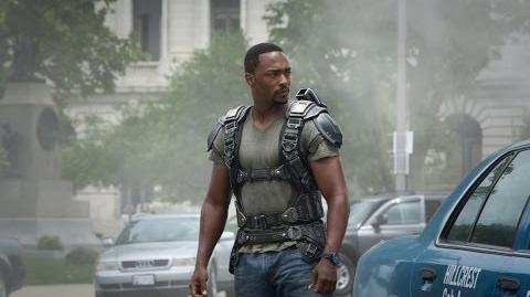 Marvel's Captain America The Winter Soldier - 3