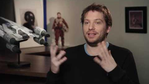 Rogue One Behind The Scenes Interview - Gareth Edwards
