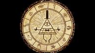 Bill cipher in journal 2 render by pokemonlover7669-d9951ym