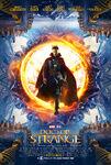 Doctor Strange Comic Con Poster