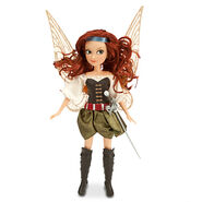 Pirate Fairy Merchandise - Zarina