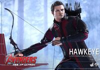 Hawkeye AOU Hot Toys 09