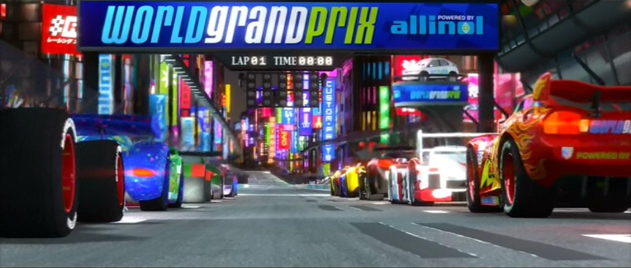 Image - Japan World Grand Prix starting line.jpg | Disney ...