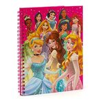 Princess notebook