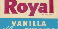 Royal Instant Pudding