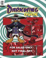 Darkwing Duck JoeBooks 1 solicited cover