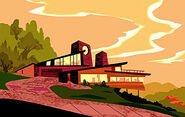 The Possibles home in Kim Possible